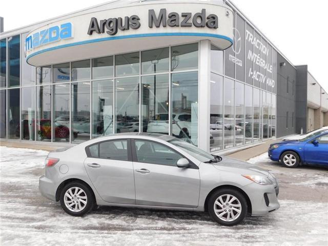 2012 Mazda Mazda3 GS-SKY (Stk: 84609a) in Gatineau - Image 1 of 13
