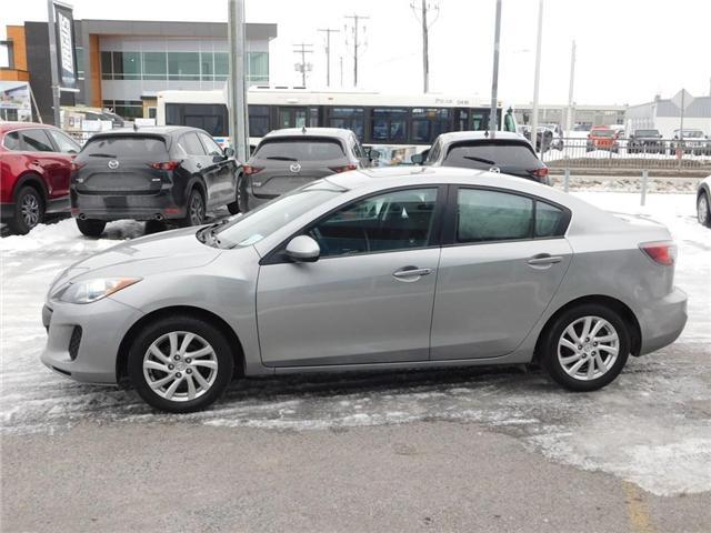 2012 Mazda Mazda3 GS-SKY (Stk: 84609a) in Gatineau - Image 4 of 13
