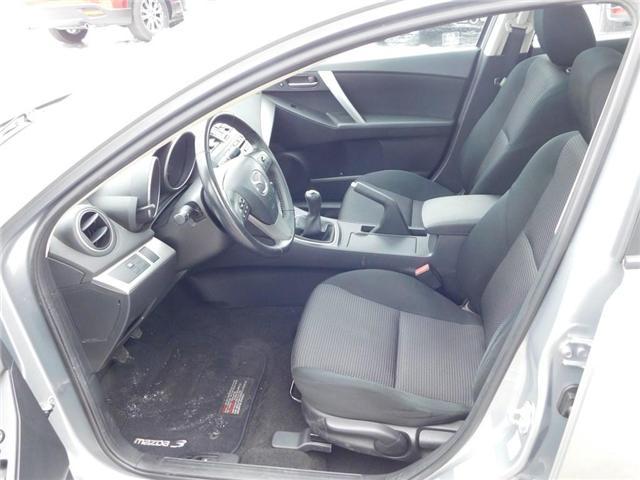 2012 Mazda Mazda3 GS-SKY (Stk: 84609a) in Gatineau - Image 9 of 13
