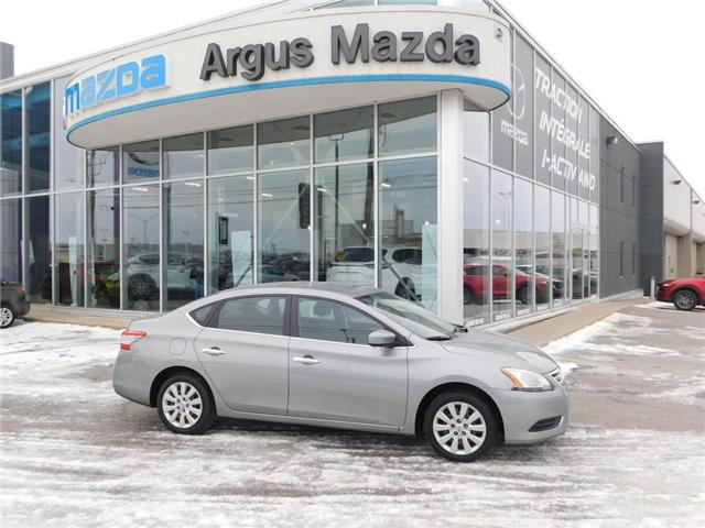 2013 Nissan Sentra 1.8 S (Stk: 94621a) in Gatineau - Image 1 of 12