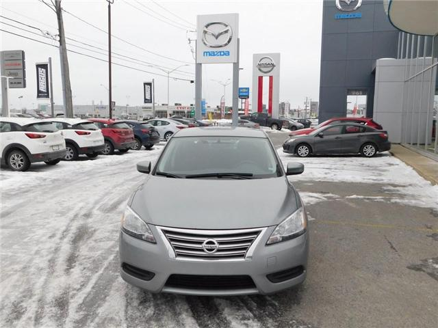 2013 Nissan Sentra 1.8 S (Stk: 94621a) in Gatineau - Image 2 of 12