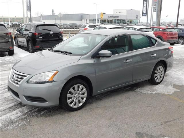 2013 Nissan Sentra 1.8 S (Stk: 94621a) in Gatineau - Image 3 of 12