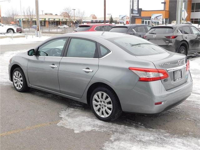 2013 Nissan Sentra 1.8 S (Stk: 94621a) in Gatineau - Image 5 of 12
