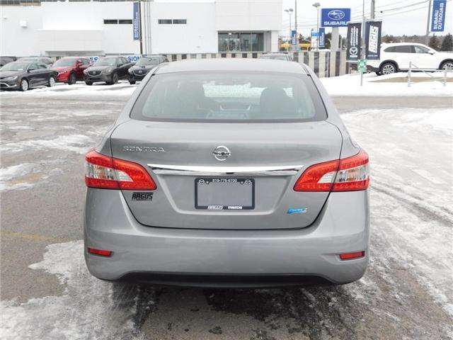 2013 Nissan Sentra 1.8 S (Stk: 94621a) in Gatineau - Image 6 of 12