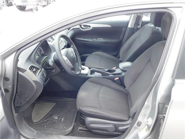 2013 Nissan Sentra 1.8 S (Stk: 94621a) in Gatineau - Image 8 of 12