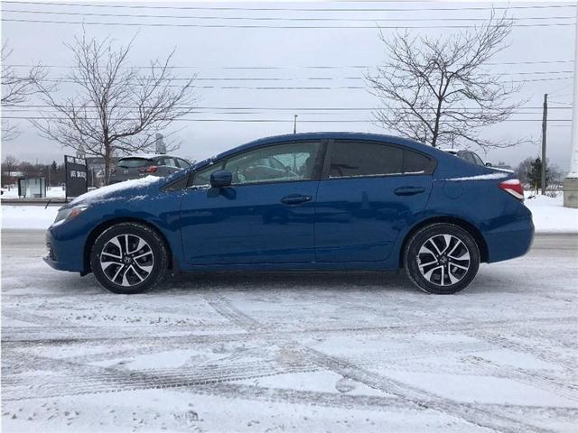 2015 Honda Civic EX (Stk: 27225) in Barrie - Image 2 of 23