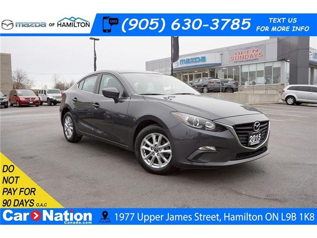 2015 Mazda Mazda3 GS (Stk: HN1821A) in Hamilton - Image 1 of 30