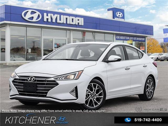 2019 Hyundai Elantra Luxury (Stk: 58527) in Kitchener - Image 1 of 23