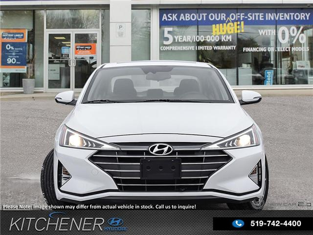 2019 Hyundai Elantra Luxury (Stk: 58527) in Kitchener - Image 2 of 23
