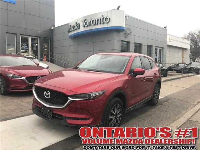 2018 Mazda CX-5 GT (Stk: DEMO79240) in Toronto - Image 1 of 18