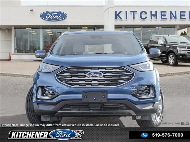 2019 Ford Edge Titanium (Stk: 9D0640) in Kitchener - Image 2 of 23