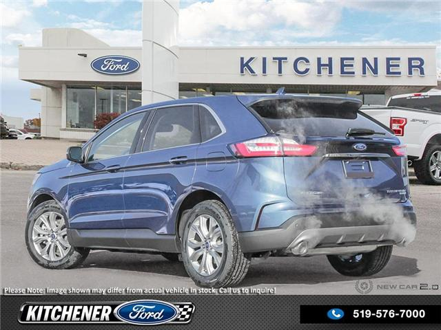 2019 Ford Edge Titanium (Stk: 9D0640) in Kitchener - Image 4 of 23