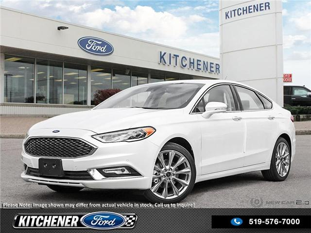 2018 Ford Fusion Platinum (Stk: 8N10090) in Kitchener - Image 1 of 22