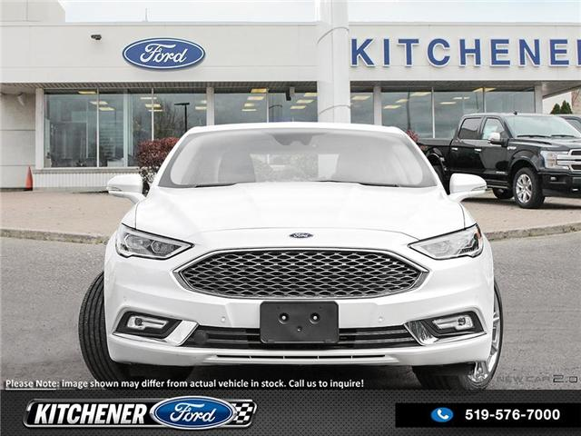 2018 Ford Fusion Platinum (Stk: 8N10090) in Kitchener - Image 2 of 22