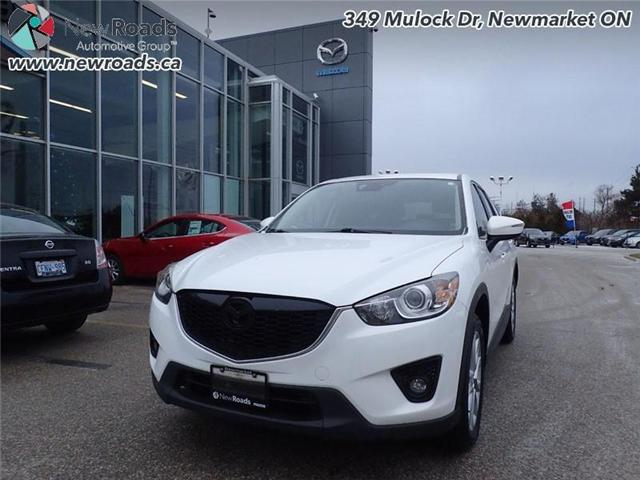 2015 Mazda CX-5 GT AWD (Stk: 14112) in Newmarket - Image 1 of 30