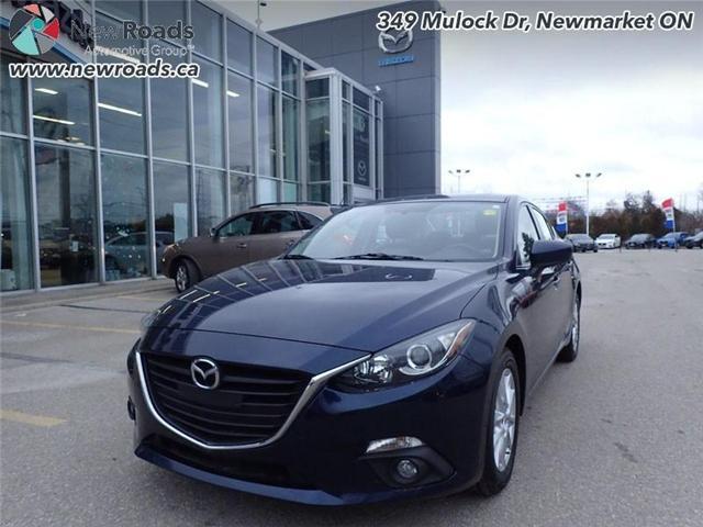 2015 Mazda Mazda3 GS-SKY (Stk: 14114) in Newmarket - Image 1 of 30