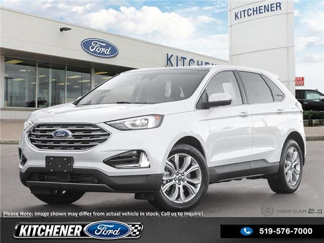 2019 Ford Edge Titanium (Stk: 9D0370) in Kitchener - Image 1 of 23