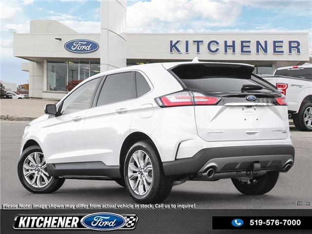 2019 Ford Edge Titanium (Stk: 9D0370) in Kitchener - Image 4 of 23
