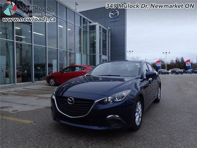 2016 Mazda Mazda3 GS (Stk: 14115) in Newmarket - Image 1 of 30