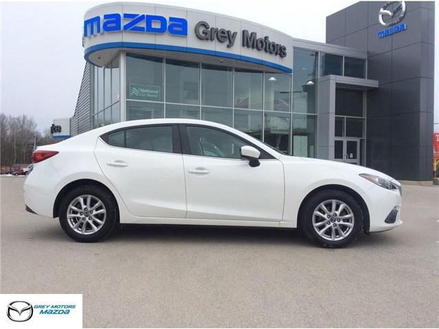 2015 Mazda Mazda3 GS (Stk: 03322P) in Owen Sound - Image 1 of 21