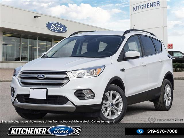 2018 Ford Escape SE (Stk: 8E8330) in Kitchener - Image 1 of 23