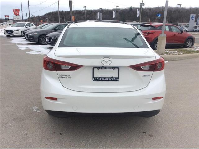 2015 Mazda Mazda3 GS (Stk: 03322P) in Owen Sound - Image 7 of 21