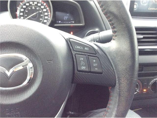 2015 Mazda Mazda3 GS (Stk: 03322P) in Owen Sound - Image 12 of 21