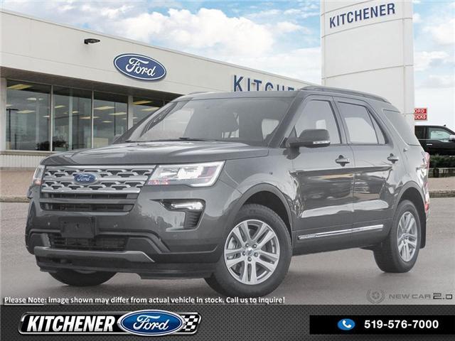 2019 Ford Explorer XLT (Stk: D89960) in Kitchener - Image 1 of 25