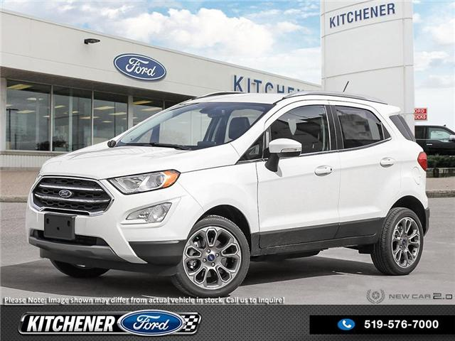 2018 Ford EcoSport Titanium (Stk: 8R11440) in Kitchener - Image 1 of 23