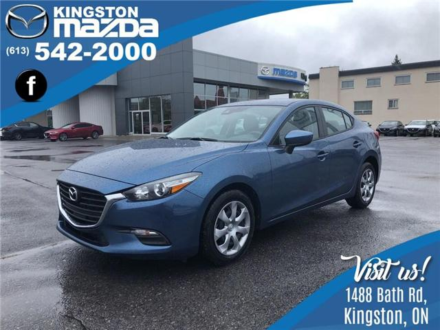 2018 Mazda Mazda3 GX (Stk: 18P050) in Kingston - Image 1 of 14