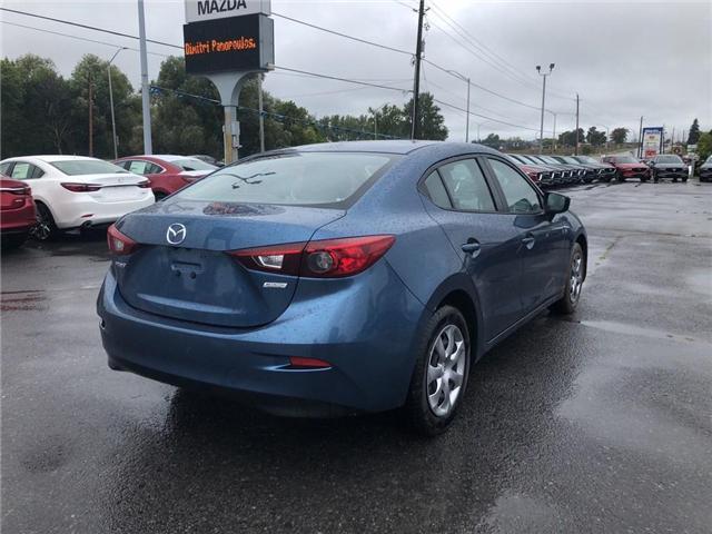 2018 Mazda Mazda3 GX (Stk: 18P050) in Kingston - Image 6 of 14