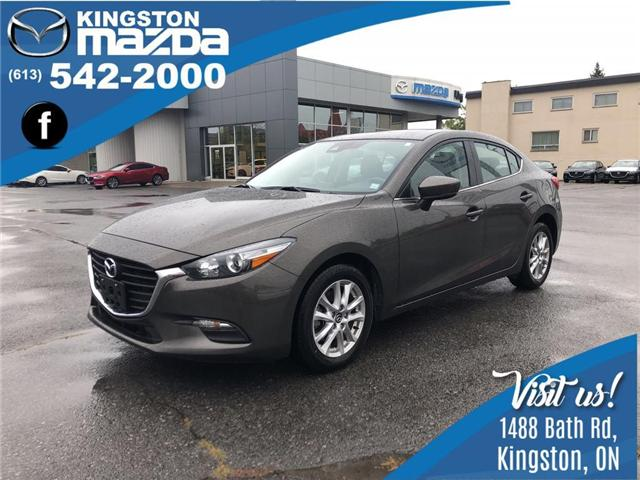2017 Mazda Mazda3 GS (Stk: 18P053) in Kingston - Image 1 of 16
