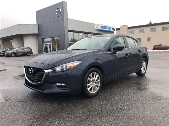 2017 Mazda Mazda3 SE (Stk: 18P038) in Kingston - Image 2 of 20