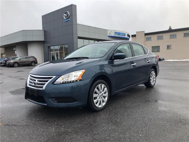 2014 Nissan Sentra 1.8 S (Stk: 18T147A) in Kingston - Image 2 of 9