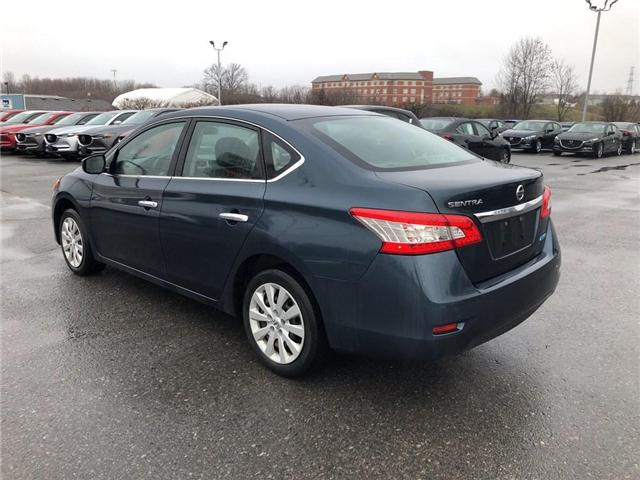 2014 Nissan Sentra 1.8 S (Stk: 18T147A) in Kingston - Image 4 of 9