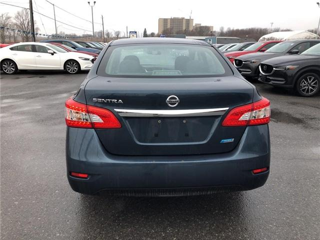 2014 Nissan Sentra 1.8 S (Stk: 18T147A) in Kingston - Image 5 of 9