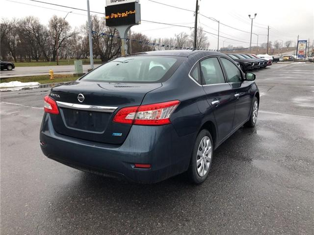 2014 Nissan Sentra 1.8 S (Stk: 18T147A) in Kingston - Image 6 of 9