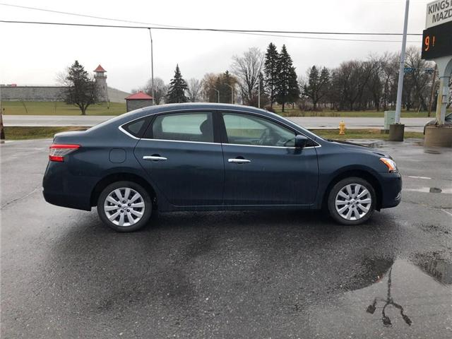 2014 Nissan Sentra 1.8 S (Stk: 18T147A) in Kingston - Image 7 of 9