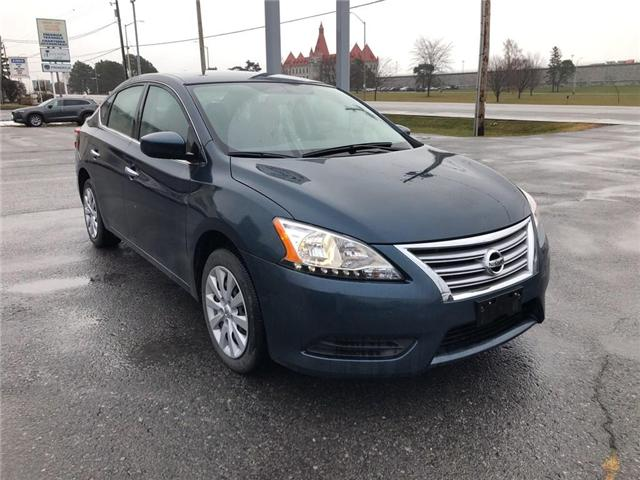 2014 Nissan Sentra 1.8 S (Stk: 18T147A) in Kingston - Image 8 of 9
