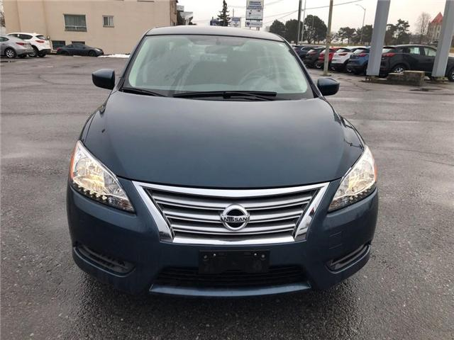2014 Nissan Sentra 1.8 S (Stk: 18T147A) in Kingston - Image 9 of 9