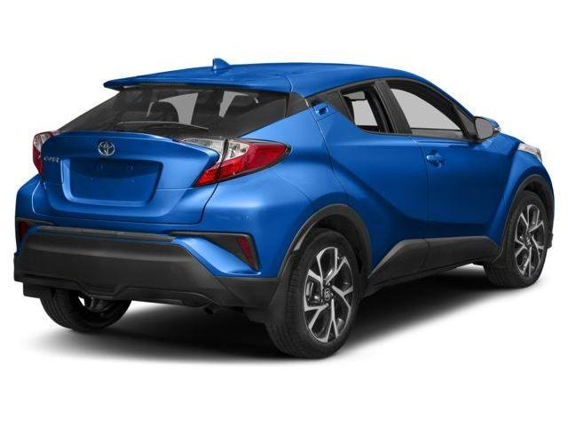 2019 Toyota C-HR XLE Premium Package (Stk: 78558) in Toronto - Image 3 of 8