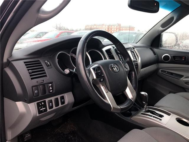 2015 Toyota Tacoma V6 (Stk: 18C024A) in Kingston - Image 10 of 14