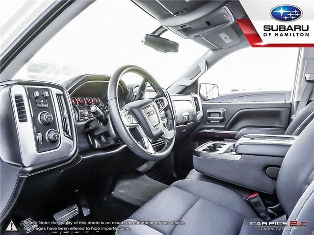 2018 GMC Sierra 1500 SLE (Stk: U1383A) in Hamilton - Image 7 of 27