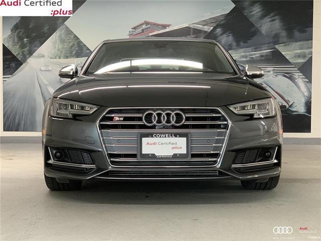 2018 Audi S4 3.0T Technik (Stk: A2517A) in Richmond - Image 2 of 22