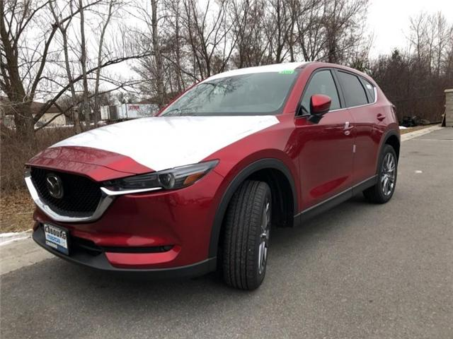 2019 Mazda CX-5 Signature (Stk: 19048) in Cobourg - Image 1 of 5