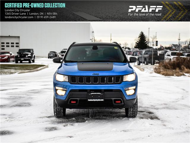 2018 Jeep Compass Trailhawk (Stk: 61631A) in London - Image 2 of 25
