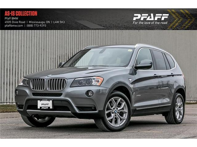 2011 BMW X3 xDrive28i (Stk: 21154A) in Mississauga - Image 1 of 19