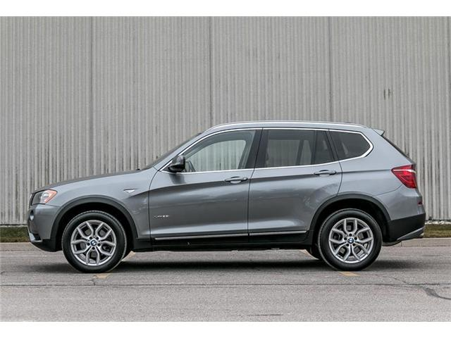 2011 BMW X3 xDrive28i (Stk: 21154A) in Mississauga - Image 2 of 19