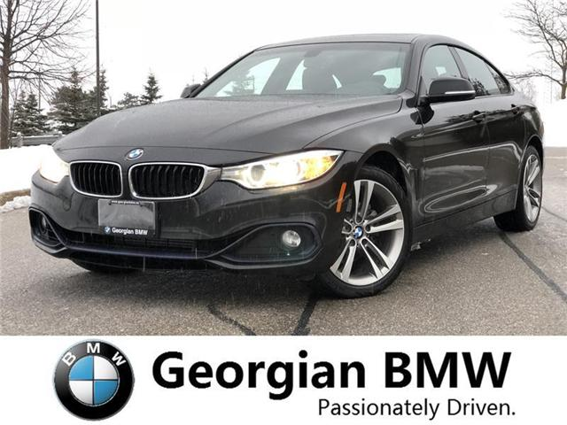 2015 BMW 428i xDrive Gran Coupe (Stk: B19025-1) in Barrie - Image 1 of 22