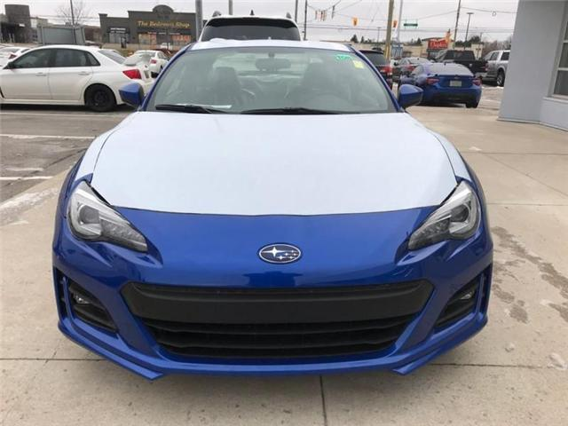 2019 Subaru BRZ Sport-tech RS (Stk: S19152) in Newmarket - Image 8 of 9
